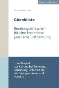 Beratungshilfeschein in Nürnberg